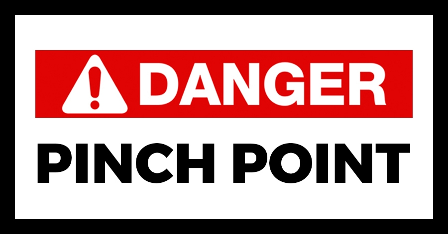 Pinch Point Safety