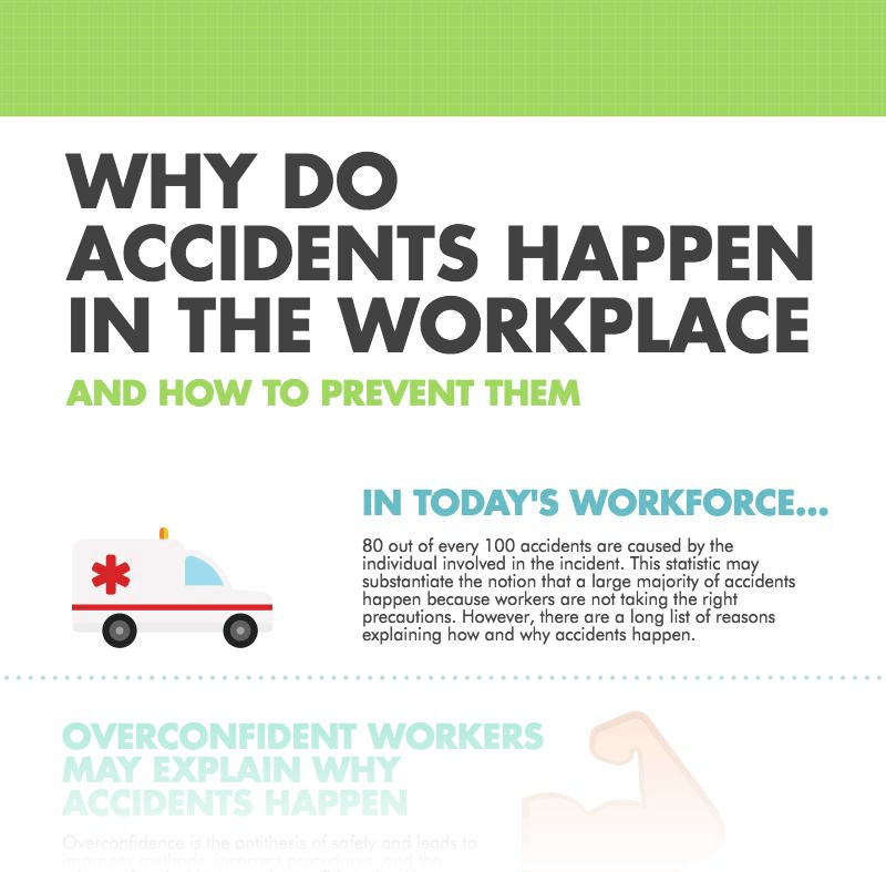 Why Do Accidents Happen in the Workplace